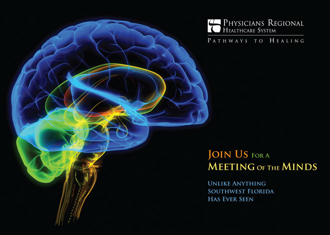 Neuroscience Center Invite Front