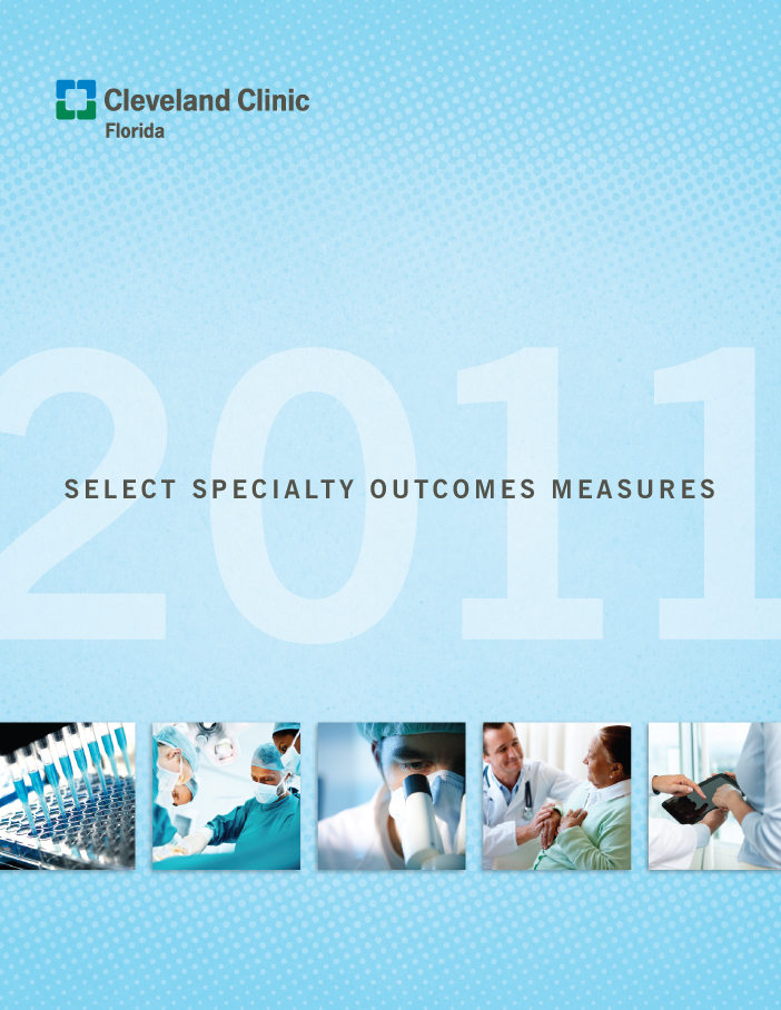 2011 Outcomes Book - Cover
